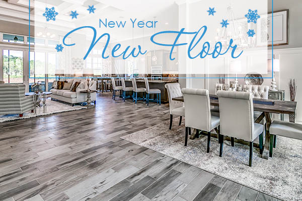 Save big during the New Year New Floor sale at Abbey Carpet & Floor!